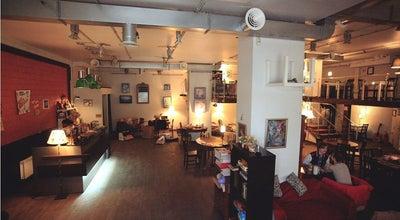 Photo of Cafe Свободное пространство «Циферблат» at Вул. Володимирська, 49а, Київ 01001, Ukraine