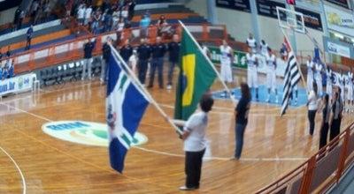 Photo of Basketball Court Ginásio Vô Lucato at R. João Jacon, S/n, Limeira 13480-729, Brazil