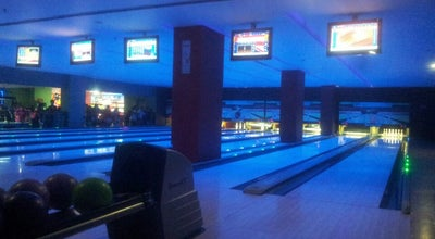 Photo of Bowling Alley Versus, Pacific Mall at Tagore Garden, New Delhi 110018, India