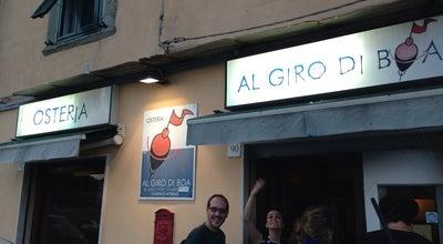 Photo of Italian Restaurant Giro Di Boa at Italy