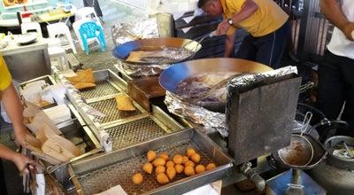 Photo of Food Truck Edson & Emilia Pasteis e Salgados at Avenida Firestone, Santo André, Brazil