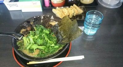 Photo of Ramen / Noodle House 横浜ラーメン 仁家 at 台方1198, 東金市, Japan