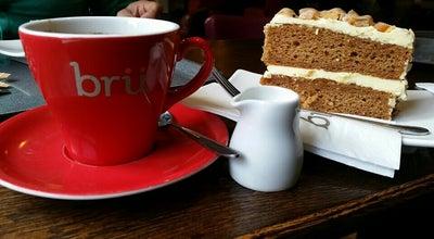 Photo of Coffee Shop Brü at 20-22 Granby St, Leicester LE1 1DE, United Kingdom