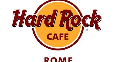 Photo of Souvenir Shop Hard Rock Shop at Via Vittorio Veneto, 62, Rome 00187, Italy