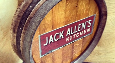 Photo of American Restaurant Jack Allen's Kitchen at 7720 W Highway 71, Austin, TX 78735, United States