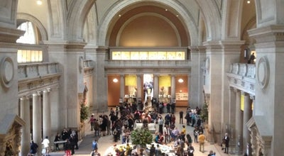 Photo of Art Museum The Great Hall at The Metropolitan Museum of Art at 1000 5th Ave, New York, NY 10028, United States