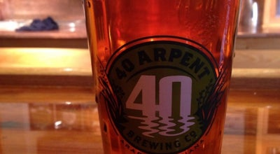 Photo of Brewery 40 Arpent Brewery at 6809 N Peters St, Arabi, LA 70032, United States