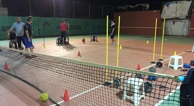 Photo of Tennis Court Erdemli Orman İşletme Müdürlüğü Tenis Kortu at Erdemli, Mersin, Turkey