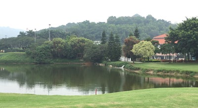 Photo of Golf Course Green Bay Golf Club | 碧海湾高尔夫俱乐部 at Xinhu Rd | 新湖路, Shenzhen, China