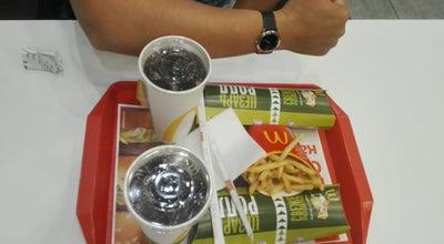Photo of Burger Joint Макдональдс at Октябрьская Д.8, Колпино, Russia