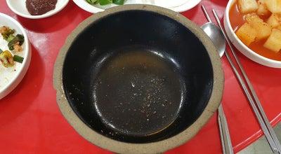 Photo of Korean Restaurant 오문창 순대국밥 at 대덕구 한밭대로 1153, 대전광역시 306-825, South Korea