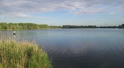 Photo of Lake Hufeisensee at Germany
