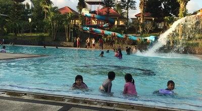 Photo of Pool Pesona Pangrango Swimming Pool at Jl. Kabandungan, Sukabumi, Indonesia