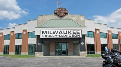 Photo of Motorcycle Shop Milwaukee Harley-Davidson at 11310 W Silver Spring Rd, Milwaukee, WI 53225, United States