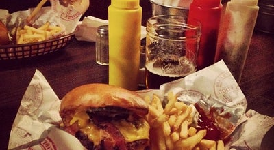 Photo of Burger Joint Flippin' Burgers at Observatoriegatan 8, Stockholm 113 29, Sweden