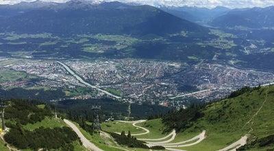 Photo of Ski Area Seegrube at Innsbruck 6020, Austria