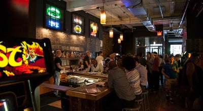 Photo of Bar Barcade at 148 W 24th St, New York, NY 10011, United States