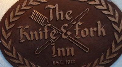 Photo of American Restaurant Knife & Fork Inn at Atlantic Ave & Pacific Ave, Atlantic City, NJ 08401, United States