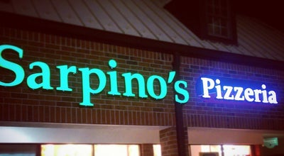 Photo of Pizza Place Sarpino's Pizzeria at 322-140 W Army Trail Rd, Bloomingdale, IL 60108, United States