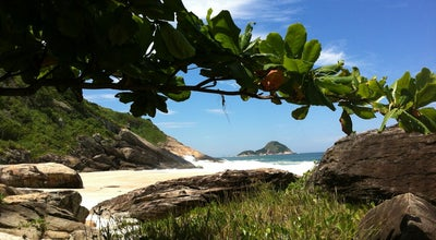 Photo of Beach Praia Funda at Brazil
