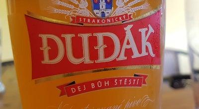 Photo of Beer Garden Zamek Cseh Sőröző at Egyetem U. 15., Veszprém 8200, Hungary