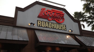 Photo of American Restaurant Logan's Roadhouse at 3060 W Sandlake Road, Orlando, FL 32819, United States