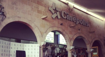 Photo of Movie Theater Cinépolis at Santiago Tapia 444, Morelia, Mich. 58000, Mexico