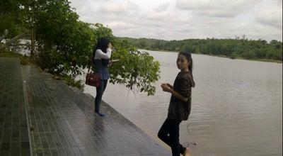Photo of Lake Danau Wisata Bandar Kayangan at Lembah Sari, Pekanbaru, Indonesia