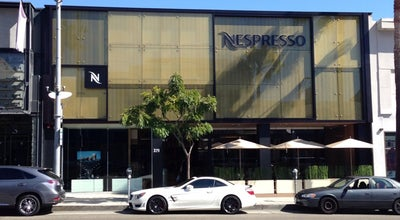 Photo of Coffee Shop Nespresso Boutique at 320 N Beverly Dr, Beverly Hills, CA 90210, United States