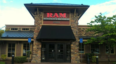 Photo of Brewery RAM Restaurant & Brewhouse at 29800 Sw Boones Ferry Rd, Wilsonville, OR 97070, United States