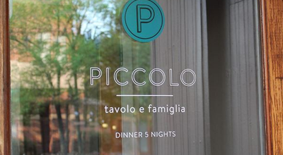Photo of Italian Restaurant Piccolo at 111 Middle St, Portland, ME 04101, United States