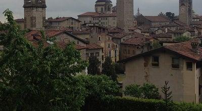 Photo of Historic Site La Rocca at Via Alla Rocca, Bergamo, Italy