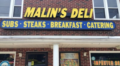 Photo of Snack Place Malin's Market & Deli at 812 S College Ave, Newark, DE 19713, United States