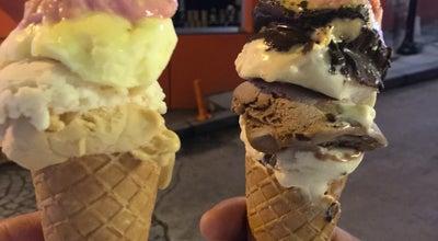 Photo of Ice Cream Shop Mavi Köşe Dondurma Waffle at Mavi Köşe Dondurma Waffle, Rize 53100, Turkey