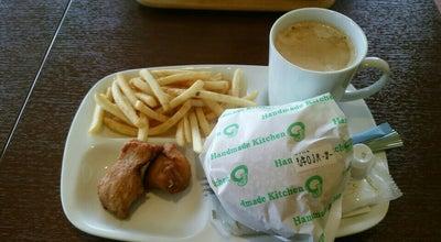 Photo of Burger Joint ハンドメイドキッチン OJ 若宮店 at 若宮町434-1, 日田市 877-0037, Japan
