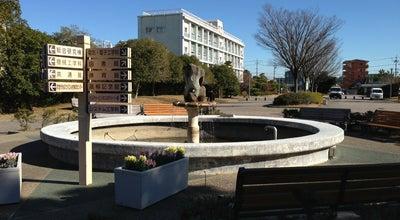 Photo of Monument / Landmark 静岡大学 浜松キャンパス 母 at Japan