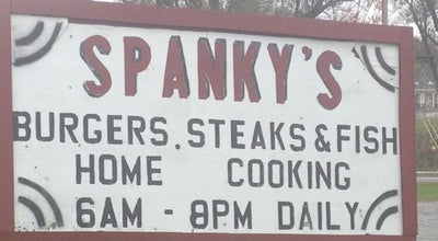 Photo of Diner Spanky's Diner at North Mainst., Massena, NY 13662, United States