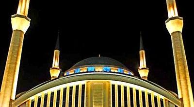 Photo of Mosque Ahmet Hamdi Akseki Camii at Eskişehir Yolu, Ankara 06530, Turkey