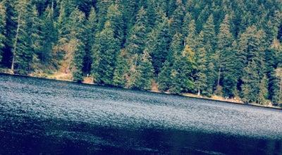 Photo of Lake Mummelsee at Germany