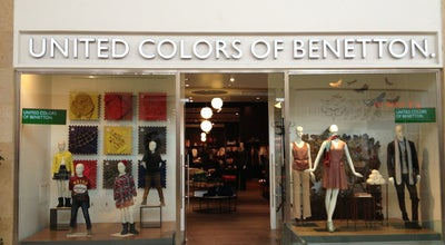 Photo of Boutique United Colors of Benetton at Cc Angelopolis, Puebla 72450, Mexico