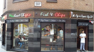 Photo of Fish and Chips Shop Merchant Chippie at 155 High Street, Glasgow G1 1PH, United Kingdom