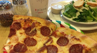 Photo of American Restaurant zpizza at 5701 W Slaughter Ln, Austin, TX 78749, United States