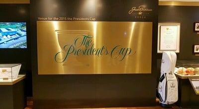 Photo of Golf Course 잭니클라우스골프클럽 Jack Nicklaus Golf Course Korea at 연수구 아카데미로 209, 인천광역시, South Korea