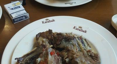 Photo of Turkish Restaurant Karabak Türk Mutfağı at Tamar Mepis .24, Tbilisi, Georgia