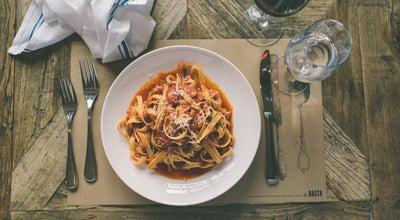 Photo of Italian Restaurant Basta at 2195 Broad St, Cranston, RI 02905, United States