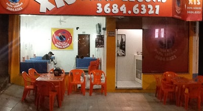 Photo of Burger Joint Xis Papa-Léguas at Av. Fernandes Bastos 1720, Tramandaí 95590-000, Brazil