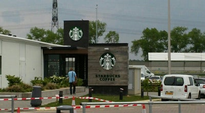 Photo of Coffee Shop Starbucks at Shell, Breukelen 3621 QQ, Netherlands