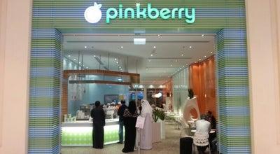 Photo of Frozen Yogurt Pinkberry at The Dubai Mall, Dubai, United Arab Emirates