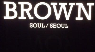 Photo of Nightclub Club Brown at 마포구 양화로8길 16-21, 서울특별시, South Korea