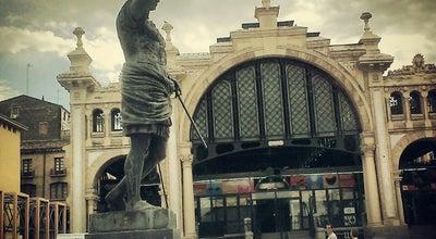 Photo of Farmers Market Mercado Central de Zaragoza at Av. Cesareo Augusto S/n, Zaragoza 50003, Spain